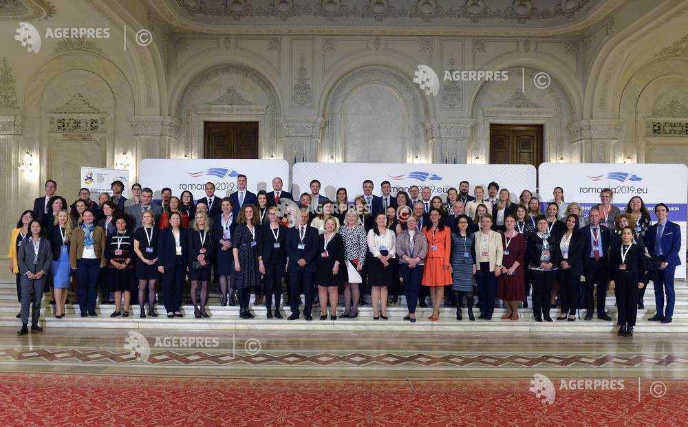 Reuniunea de meniu europeana