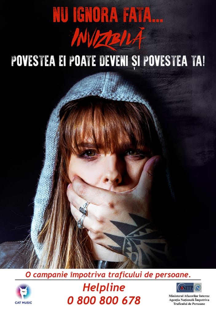 Poster Fata invizibila